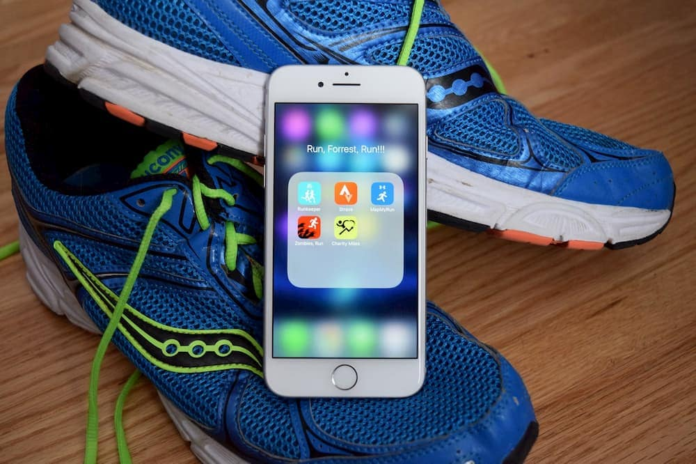 Running app for beginners